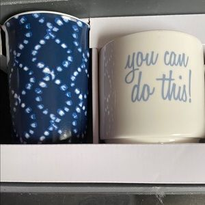 Ceramic Coffee Mug & Travel Mug